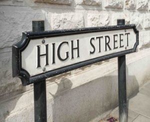 What going on in the High Street